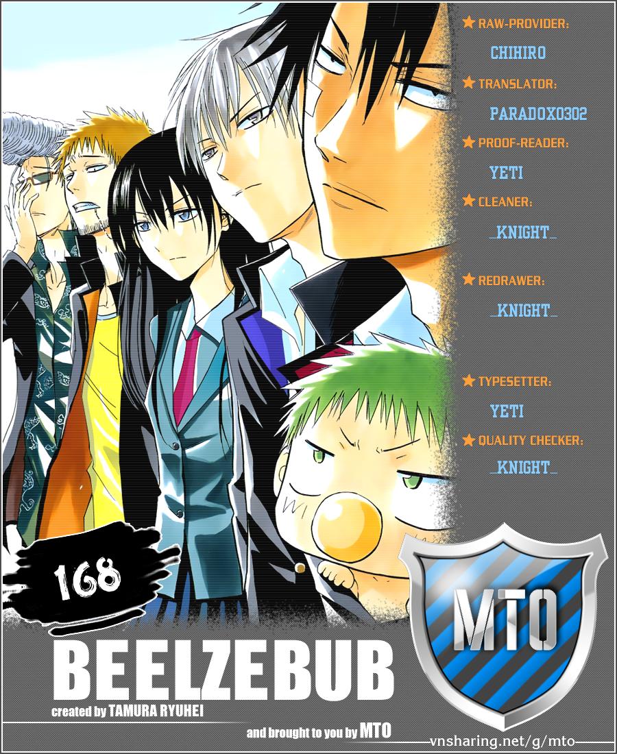 Vua Quỷ - Beelzebub tap 168 - 1