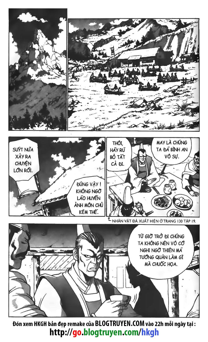 Hiệp Khách Giang Hồ - Hiệp Khách Giang Hồ Chap 171 - Pic 19