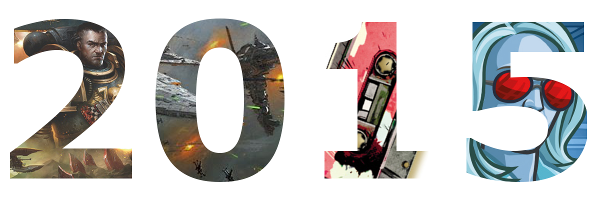 The Best Games of 2015, that I have played