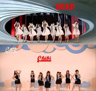 zz+ ,  Bukti Bukti Real Cherry Belle Plagiat SNSD