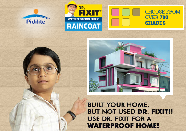 Dr. Fixit Free Building Checkup & Sampling