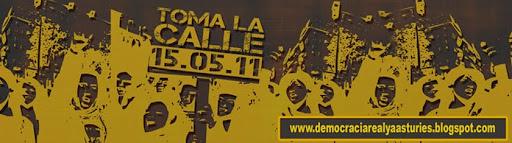 DemocraciaRealYa! Asturies