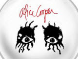 Alice Cooper Eyes Christmas Ornament (from rockabilia.com)