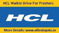 Finance Fresher Jobs - Statestreet HCL