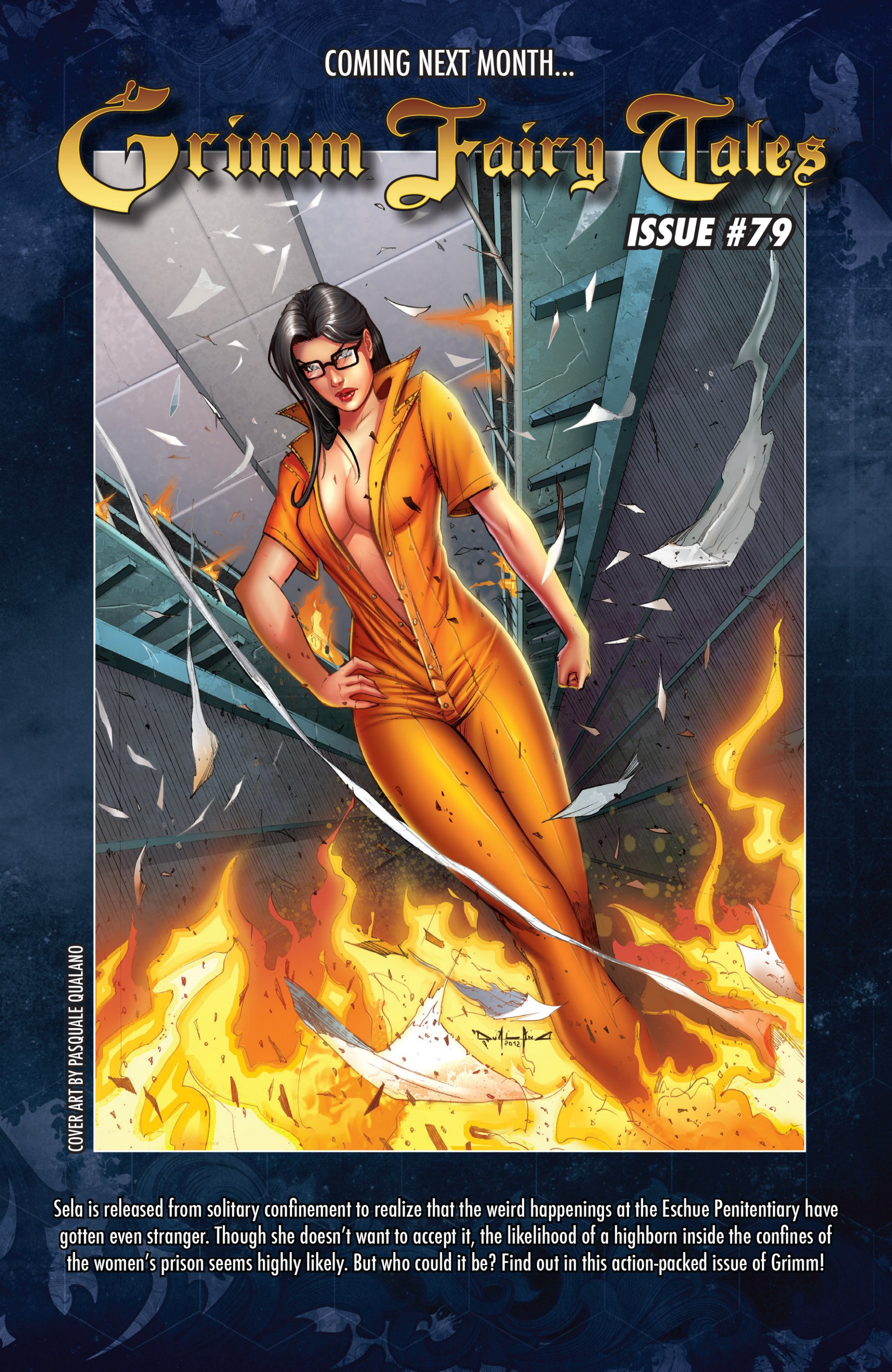 Grimm Fairy Tales (2005) Issue #78 #81 - English 25