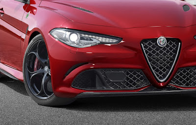 Alfa Romeo Giulia QV With 510PS Reviews Site