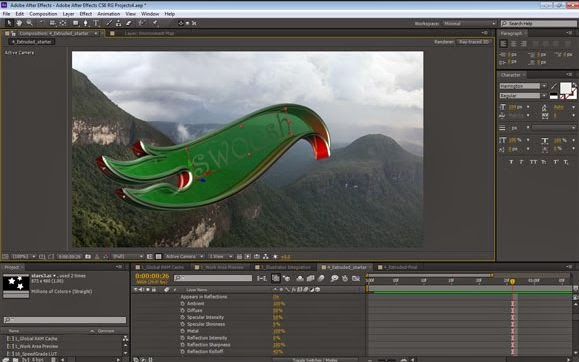 After Effects CS6 Incl Patch - Free Downloaded Software Full Version