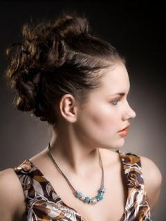 Kış için 2013 saç stilleri tatlı ve şirin modeller