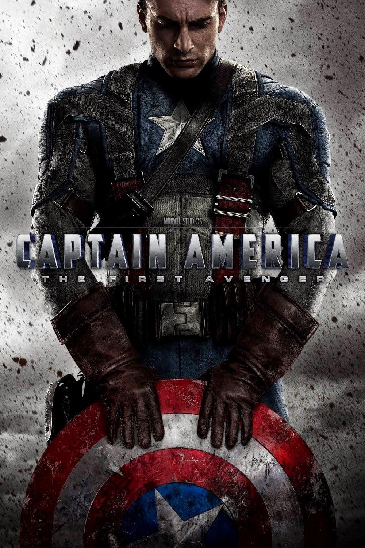 Captain America: The First Avenger (BRRip 1080p Dual Latino / Ingles) (2011)