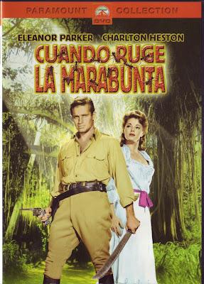 Cuando ruge la marabunta (1954) Ver Online Y Descargar Gratis