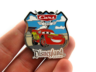 cars land pin