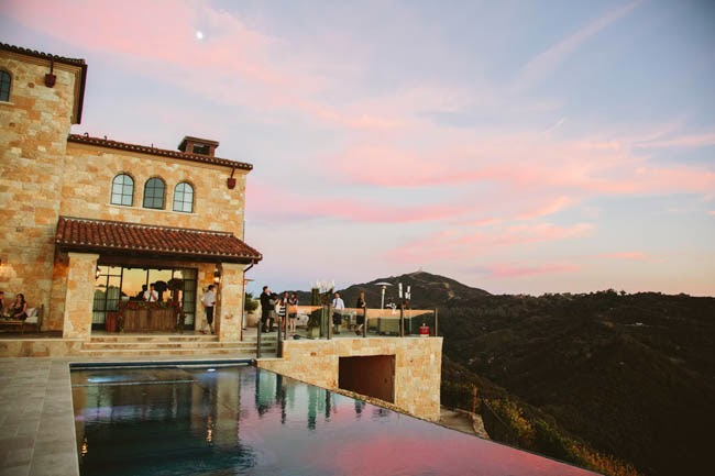Casa de Perrin Event at Malibu Rocky Oaks