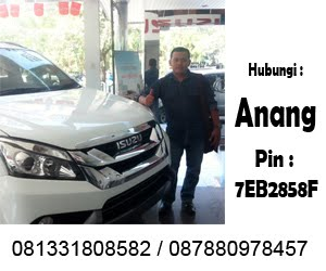 Sales Executive Isuzu