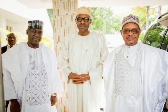 buhari meeting niger republic