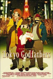 Tokyo Godfathers &#8211; DVDRIP LATINO