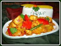 Paneer Chatpat recipe / Chatpata Paneer recipe/Jhatpat Paneer recipe / Chatpata Paneer Snack Recipe / Cottage Cheese Snack Recipe