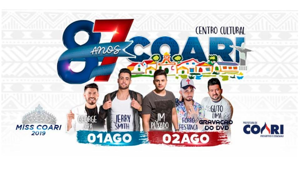 87 ANOS DE COARI