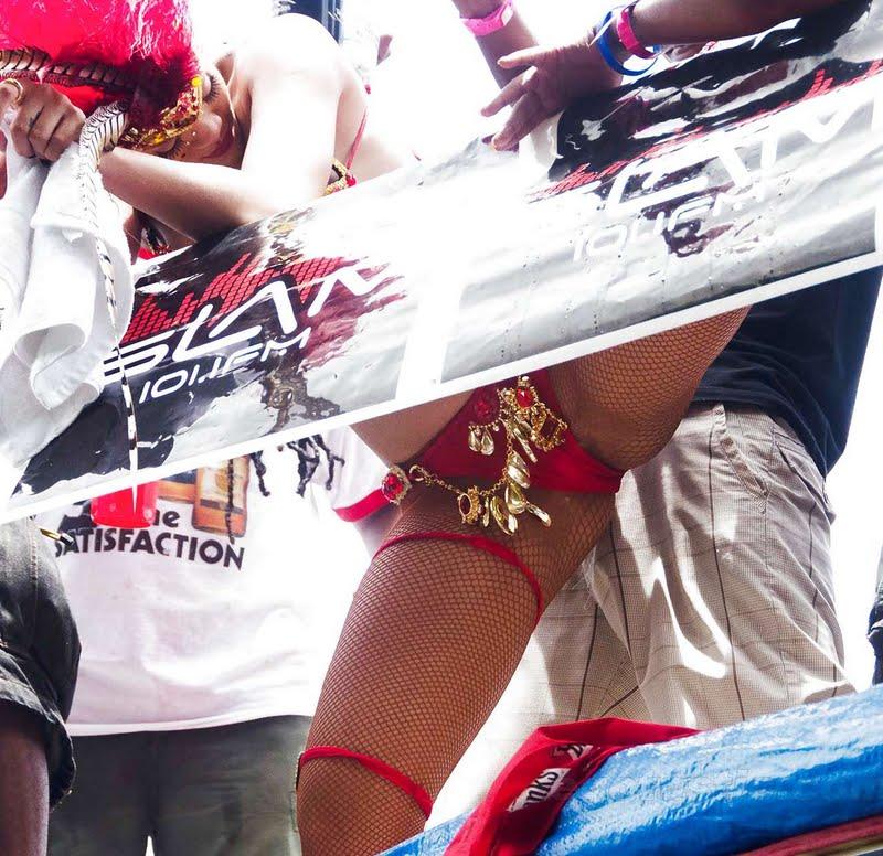 Rihanna at barbados festival 2013 - 1 9