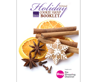 Free Holiday Cookie Swap Recipe Booklet