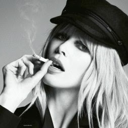 Claudia Schiffer. Vogue Deutsch.