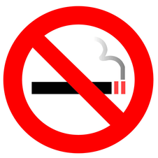 no smoking for Healthy lifestyle