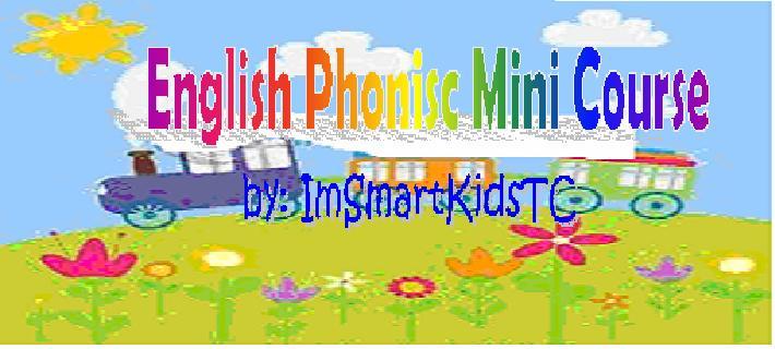 Kursus Phonics Bahasa Inggeris