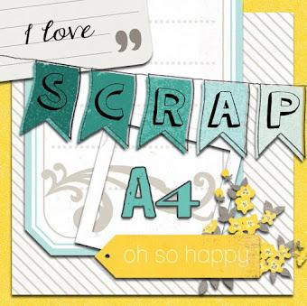 Vous aimez Scrapbooking A4, faîtes le savoir !
