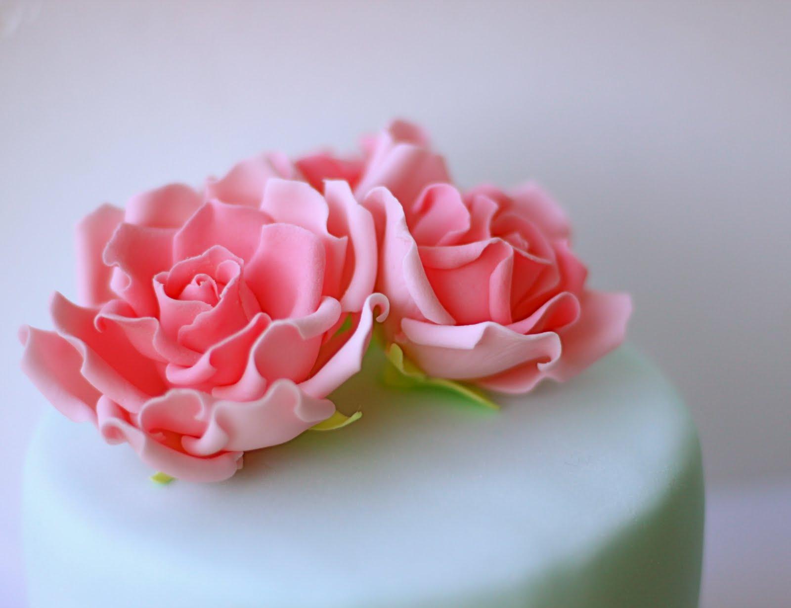 Sweet Art Cakes by Milbree Moments: English Rose Mother s ...