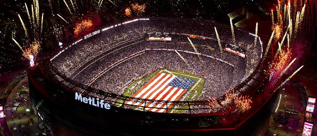 Onde assistir ao Super Bowl em Nova York