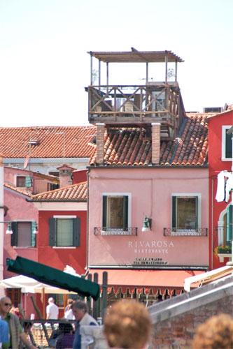 Terraza en la azotea en Traspasos - habitaclia.com