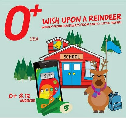 O+ TechPinas, O+ Wish Upon a Reindeer, Comet, O+ 8.12 Giveaway, O+