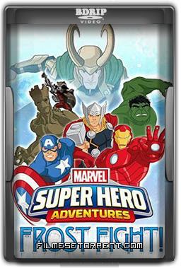 Marvel Super Hero Adventures Frost Fight Torrent Dublado