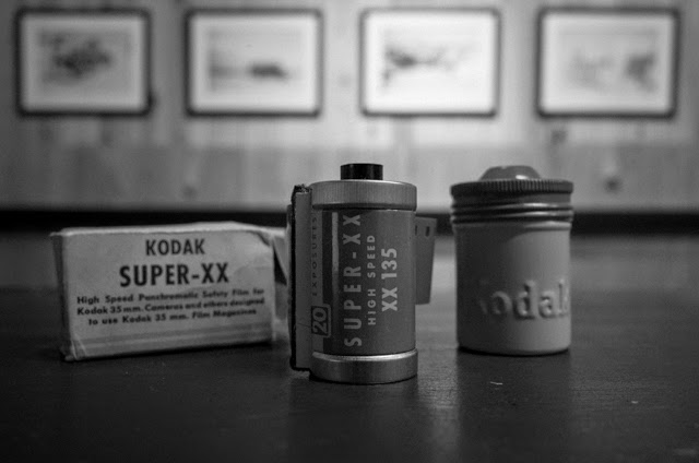 Black & White Film by Kodak
