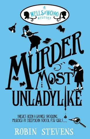 Murder Most Unladylike book cover