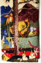 Moja interpretacja Gauguina