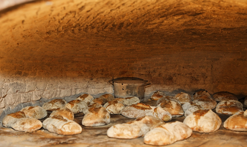 Cercle g n alogique et historique d 39 aubi re journal conomique de jean b - Savoir construire un four a pain ...