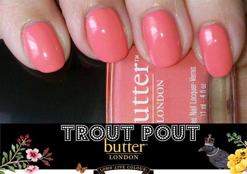 Trout Pout Dupe Butter London Trout Pout