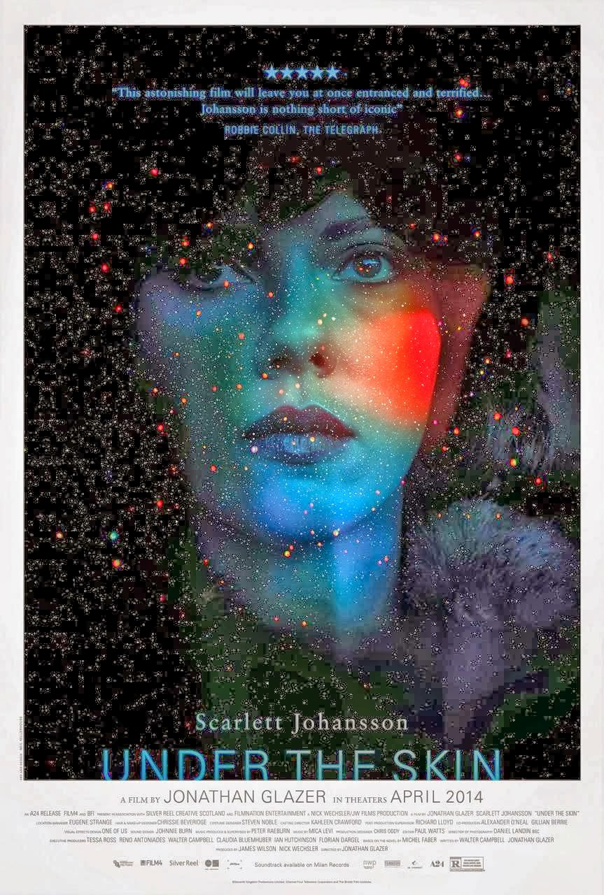Under the skin - Jonathan Glazer - Scarlett Johansson