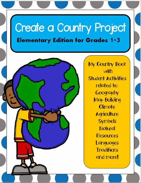 The Best of Teacher Entrepreneurs: Create a Country Project for ...