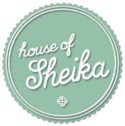 Stockist : House of Sheika