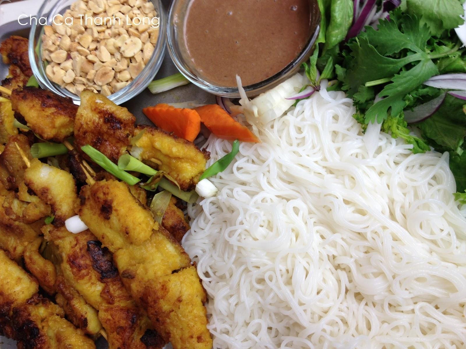 ... Ca Thang Long Recipe Vietnamese Grilled Fish Turmeric - Self Sagacity