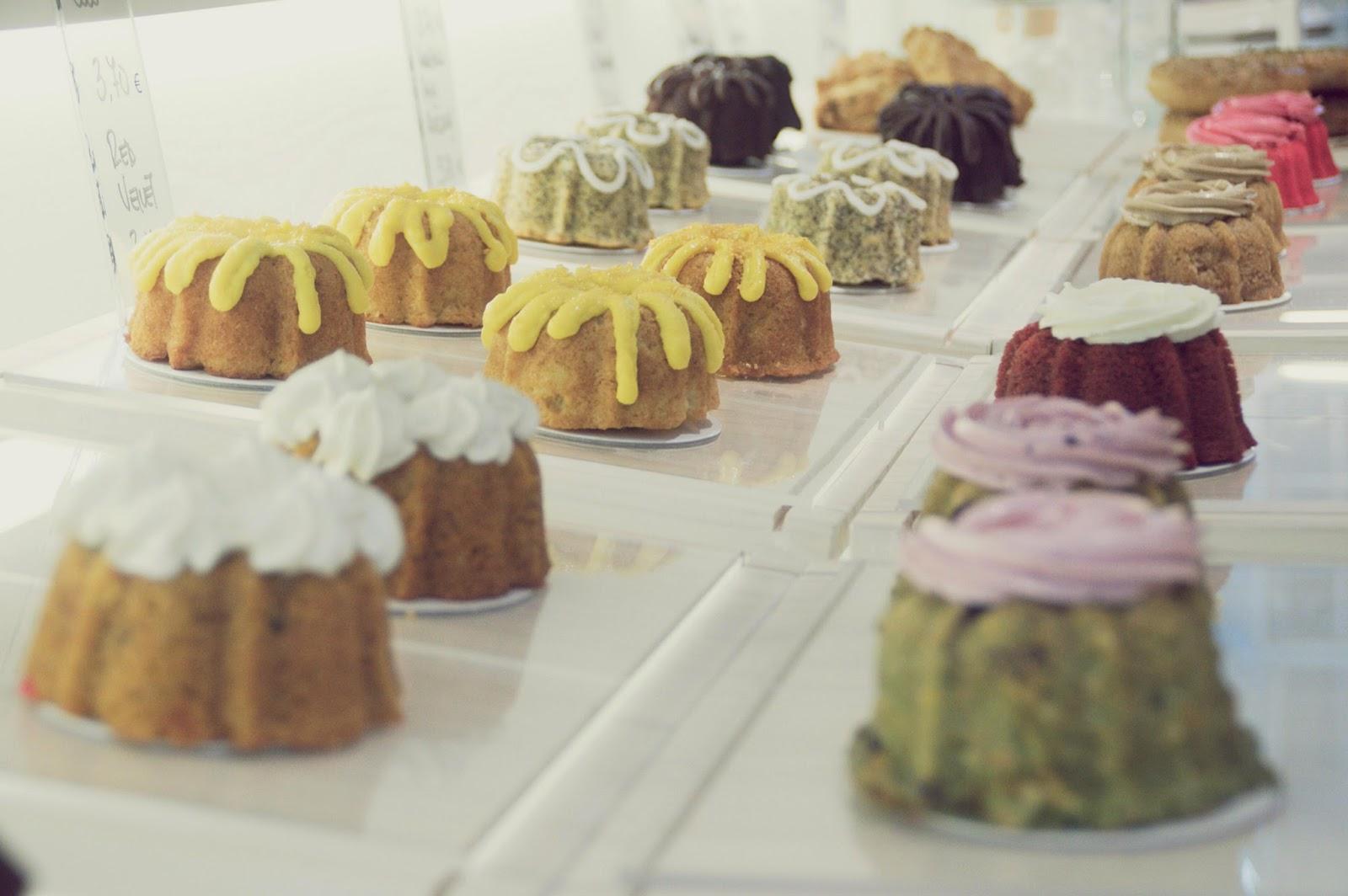 LaBlanca La Pura pastelería Barcelona