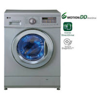 Buy LG FH0B8WDL24 Fully Automatic Front Loading 6.5 Kg Washing Machine (Luxury Silver) at Rs. 28,900 after cashabck