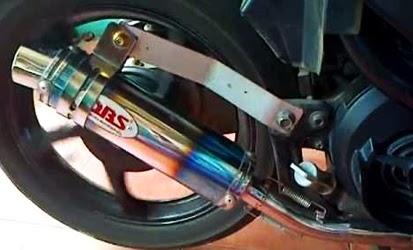 Rincian Harga Knalpot Motor DBS Terbaru 2015