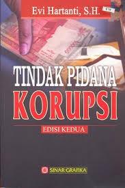 Undang - Undang Tindak pidana korupsi