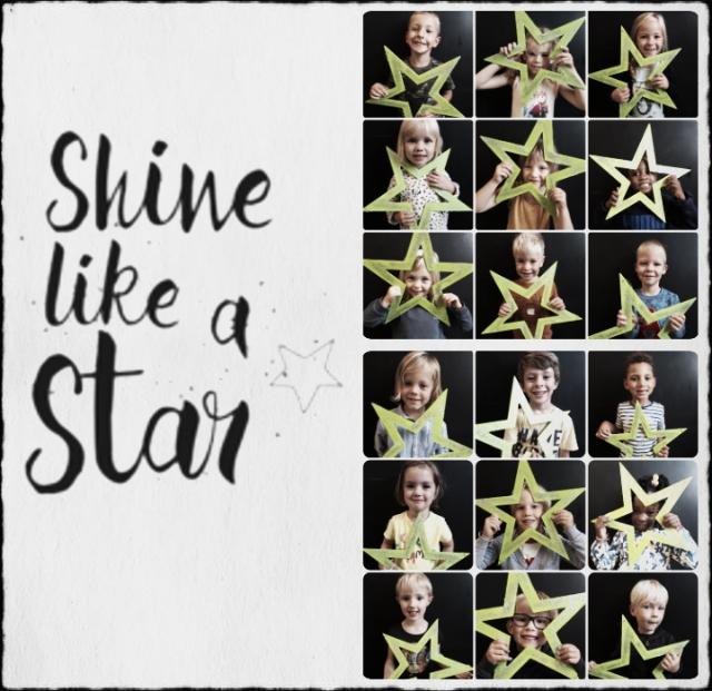 Shine like a star!