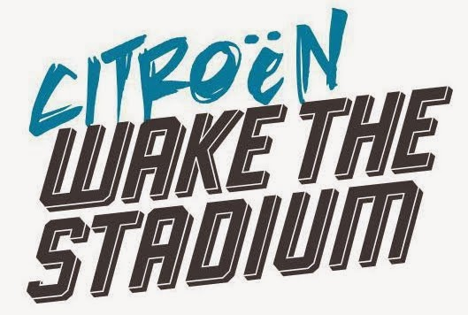 Wake The Stadium 7.6.2014