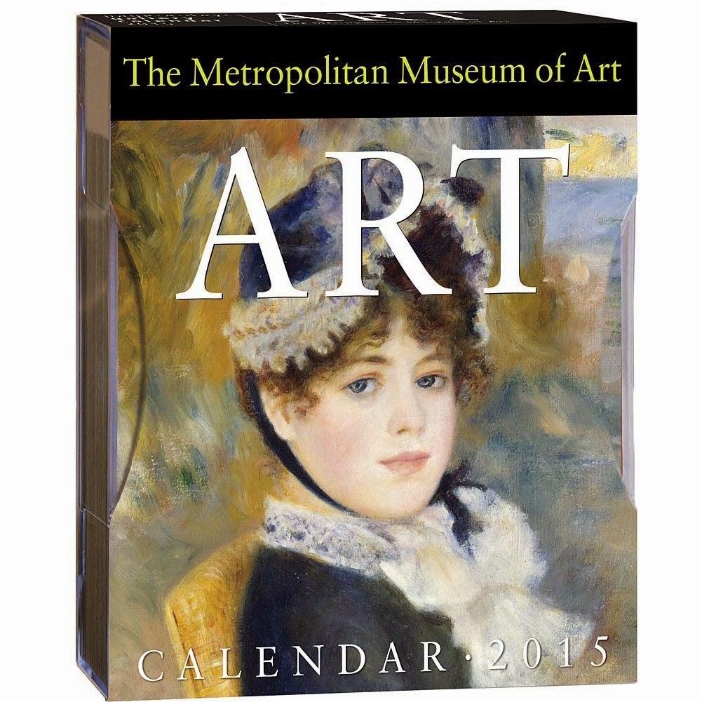 Art Gallery Calendar : Art gallery desk calendar best calendars for