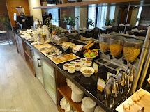 Salonik Executive Lounge Doubletree Hilton Warsaw