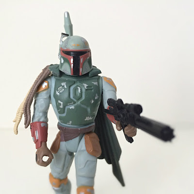 Boba Fett Action Figure - Kenner, 1995